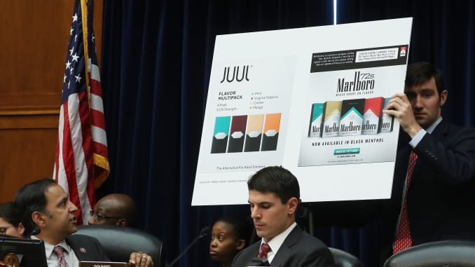 GP: JUUL Co-Founder James Monsees Testifies On Company's Role In The Youth Nicotine Epidemic 2