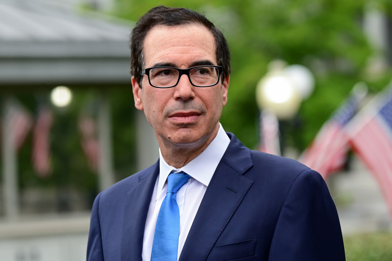 Treasury Secretary Mnuchin says no plan for Trump to meet Iran's Rouhani at this time