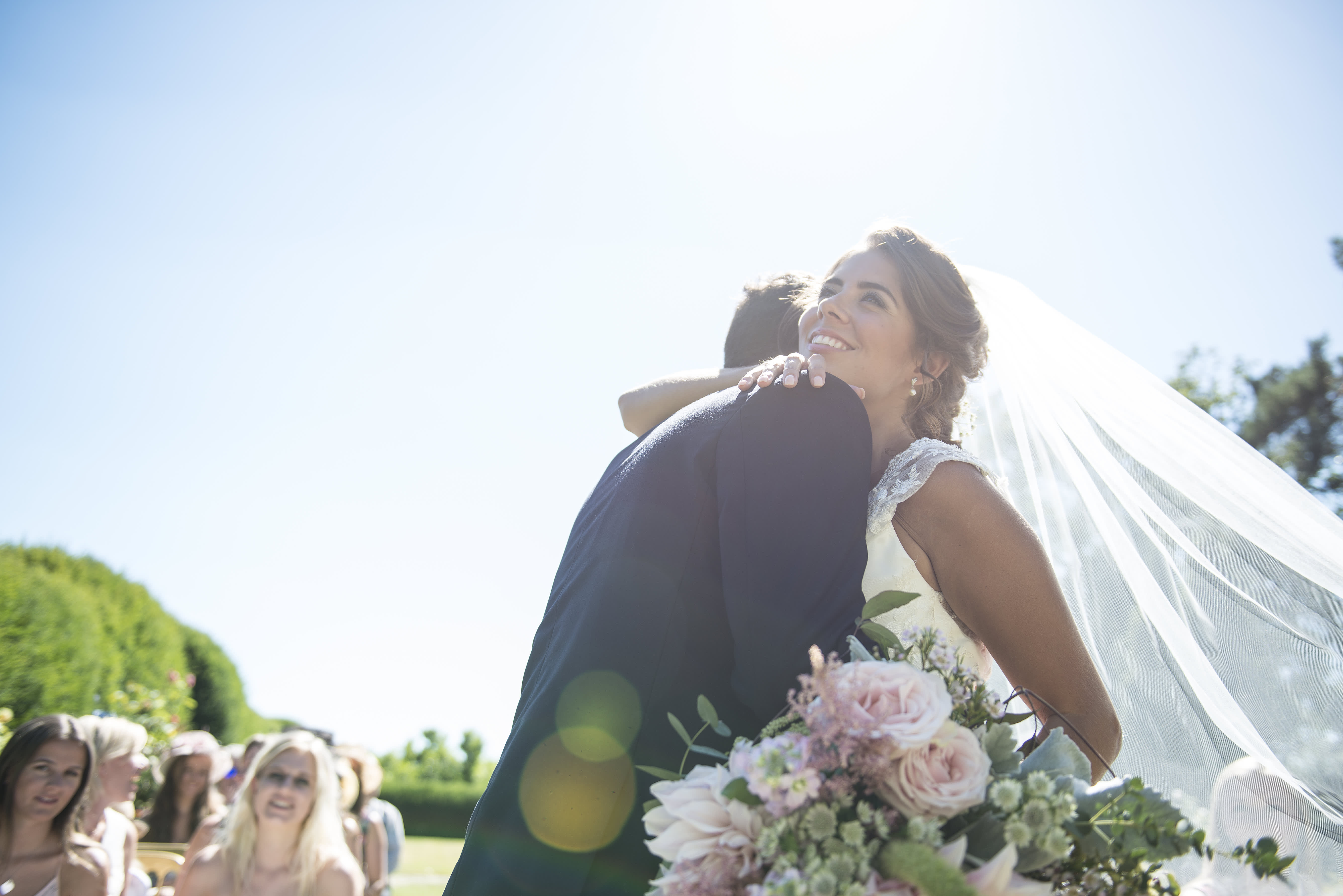60% of Americans underestimate the cost of a wedding—here's how much 3 brides actually spent