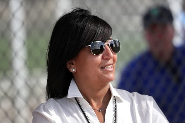 Meet Red Sox SVP Raquel Ferreira, the highest-ranking woman in MLB
