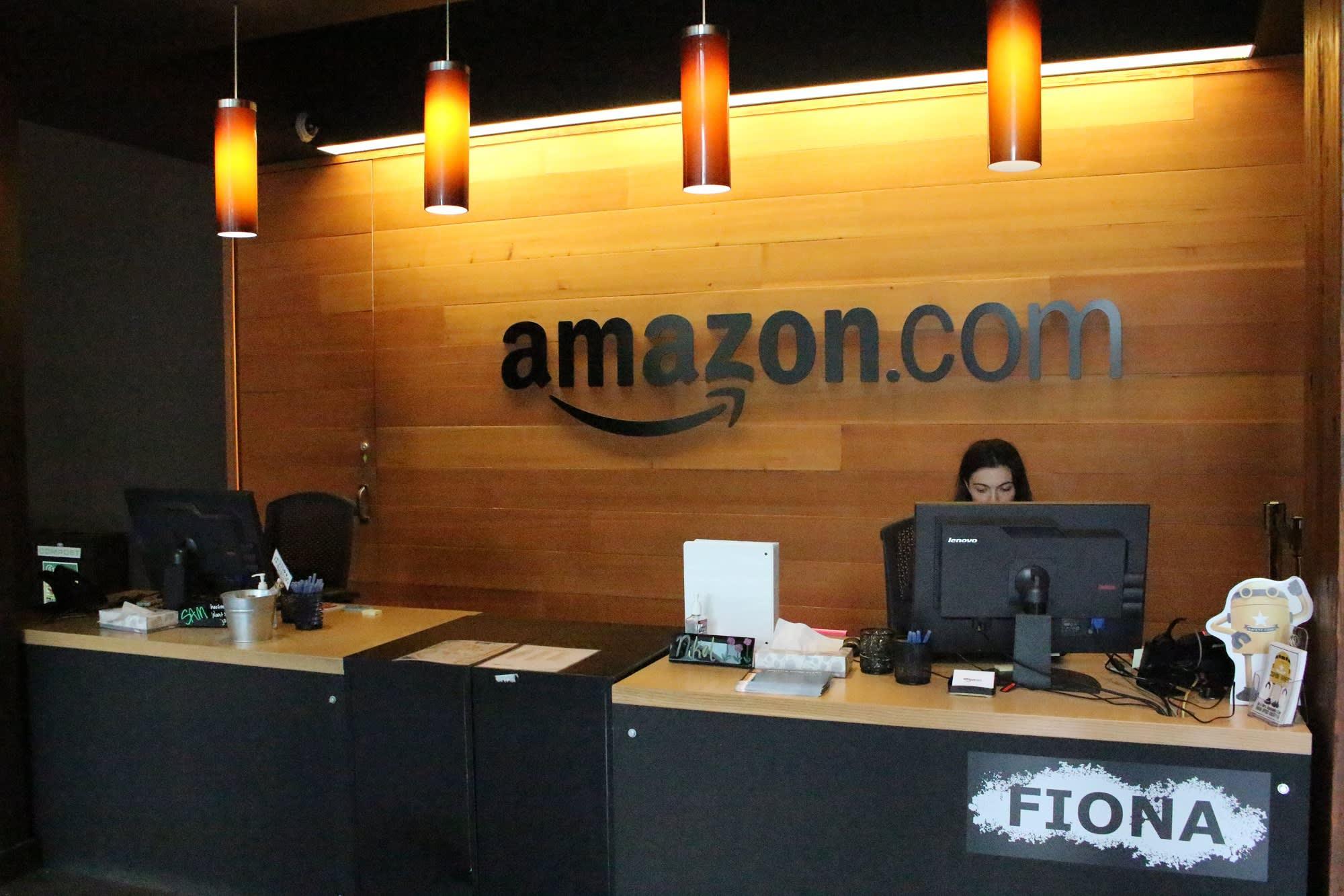 Amazon says it saved $1 billion in employee...