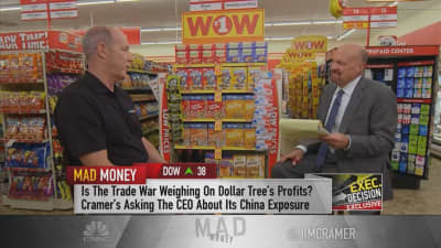 DLTR: Dollar Tree Inc - Stock Price, Quote and News - CNBC