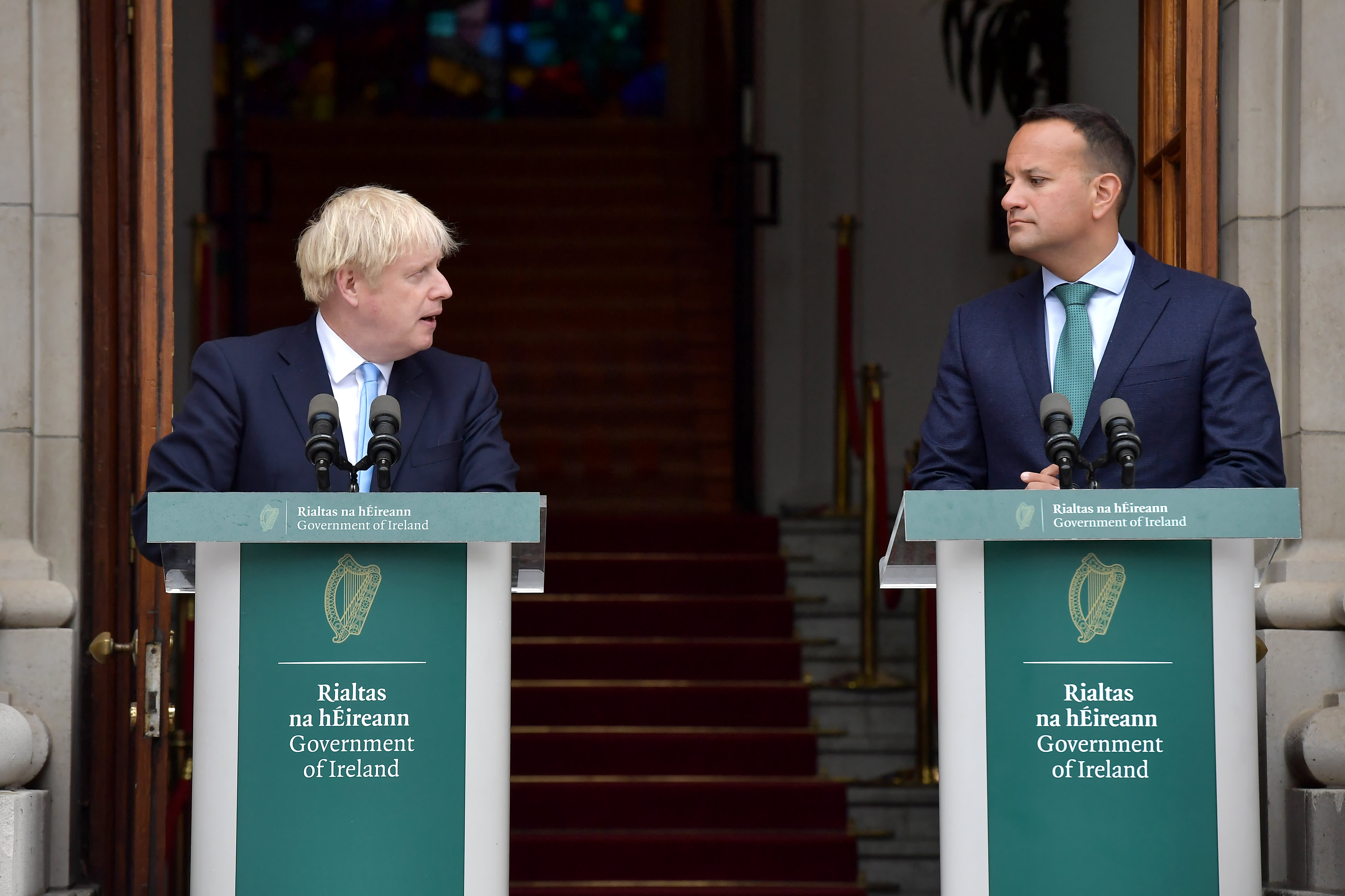 What is the Irish backstop? All you need to know about the border dispute blocking an orderly Brexit