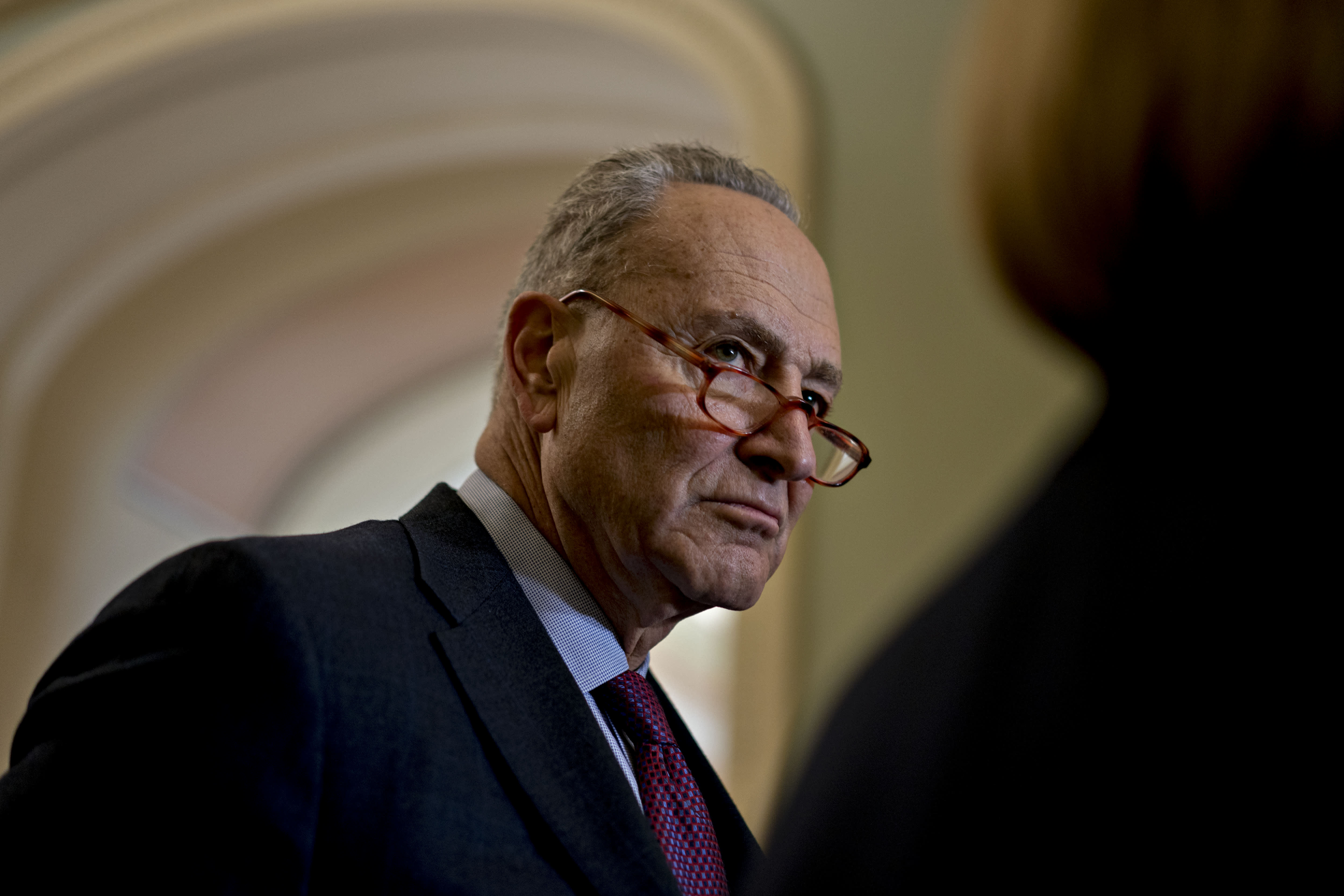 Senate Democrats will force another vote to end Trump's border emergency declaration