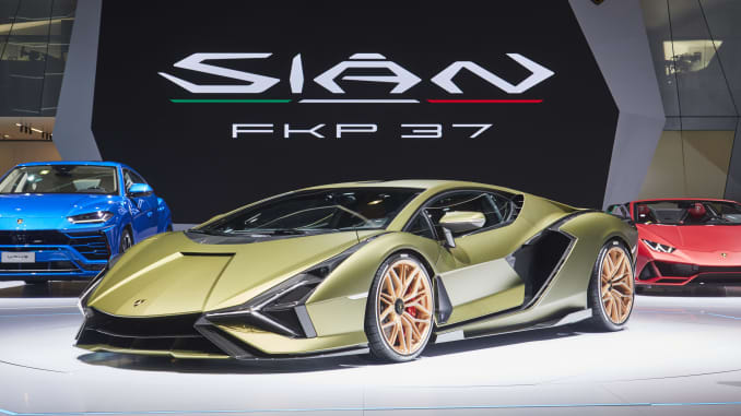 Fastest-ever Lamborghini gets power boost from MIT developed