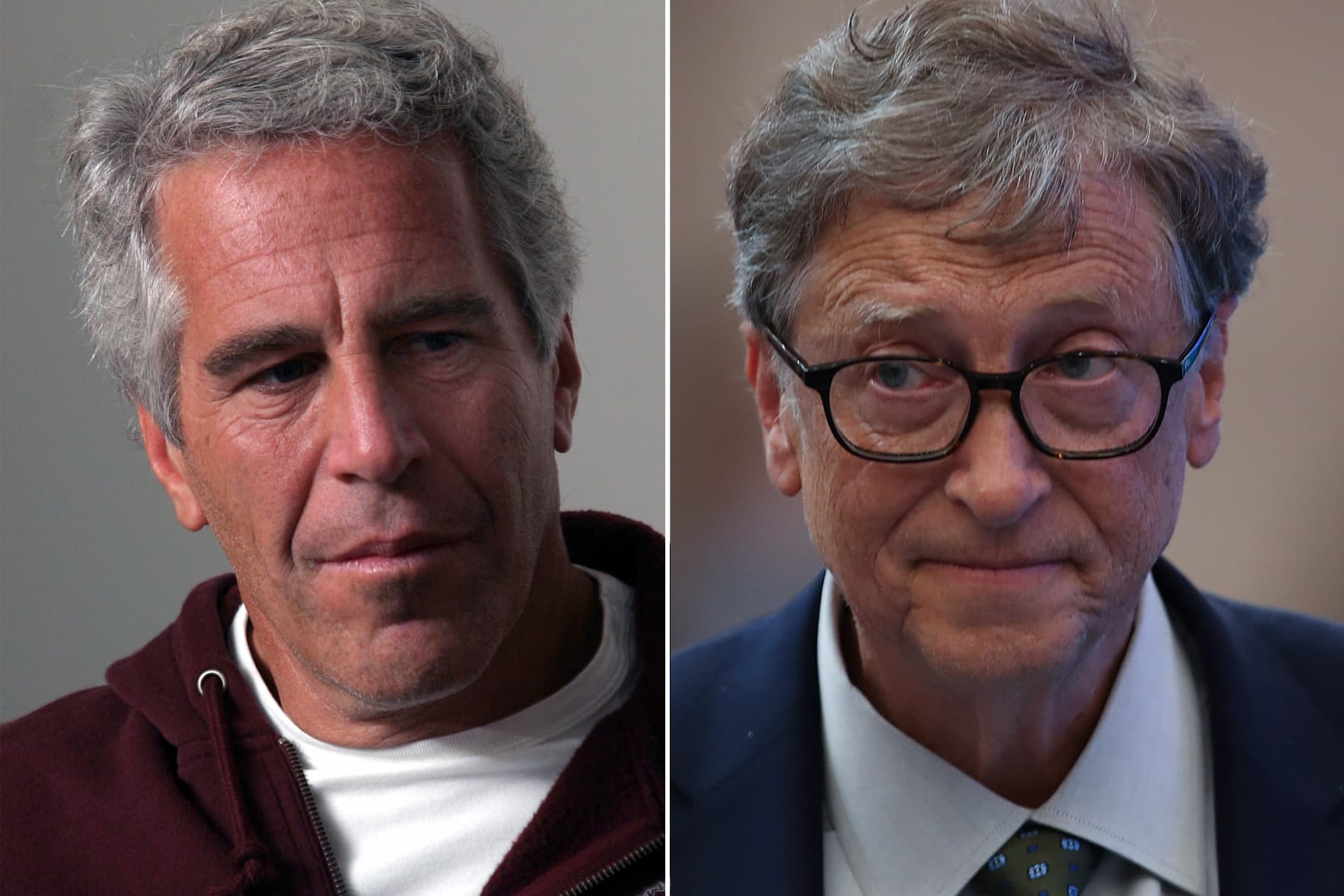 Bill Gates: I met with Jeffrey Epstein because 'he knows a lot of rich people'