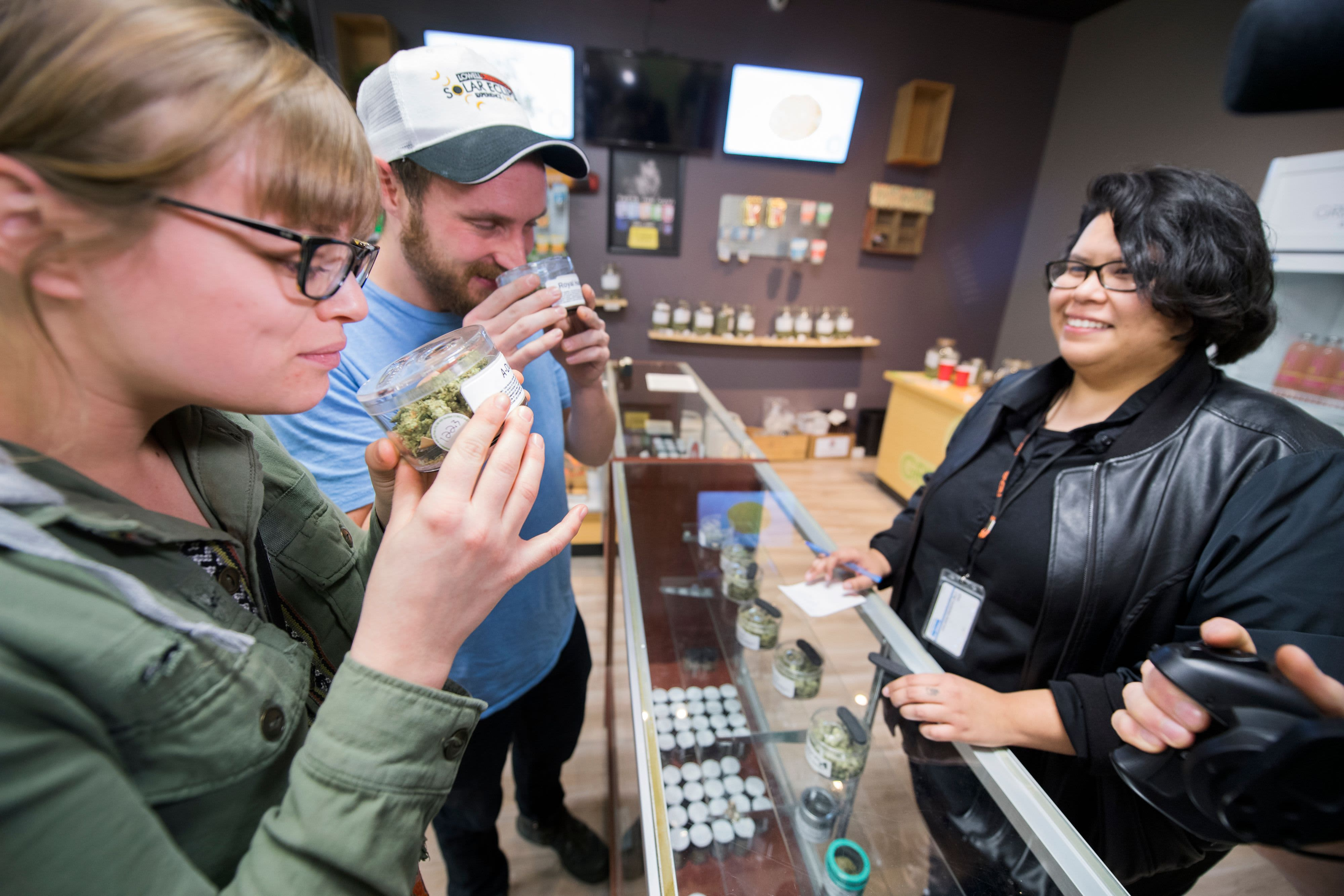 Legal pot efforts have turned states from narcs to pushers