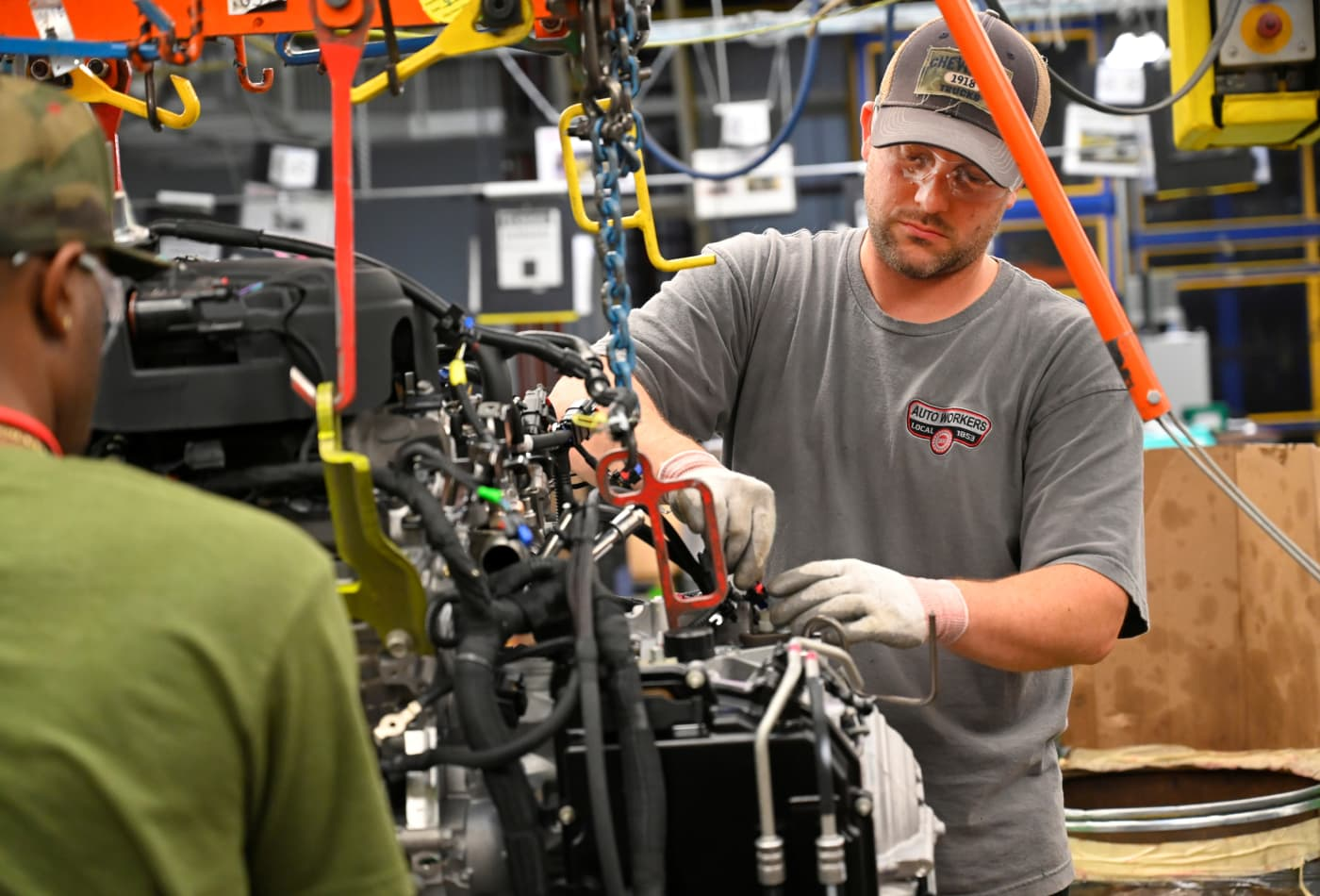 GM to invest more than $2 billion in U.S. manufacturing to increase electric vehicle production