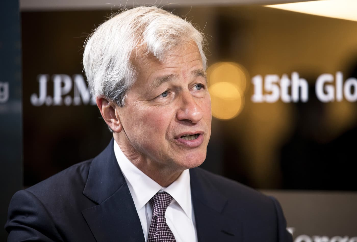 Long-term negative rates have 'adverse consequences' we don't fully understand, says Jamie Dimon