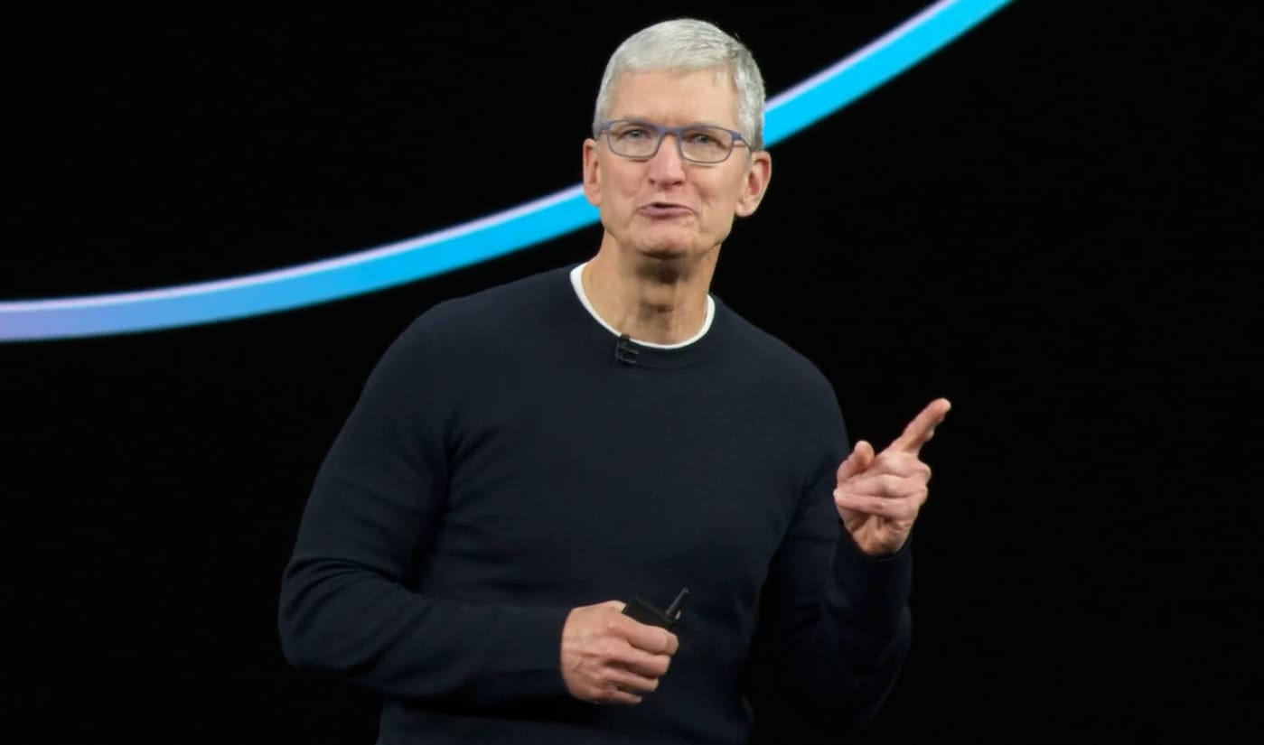 Tim Cook weighs in against launching an Apple cryptocurrency