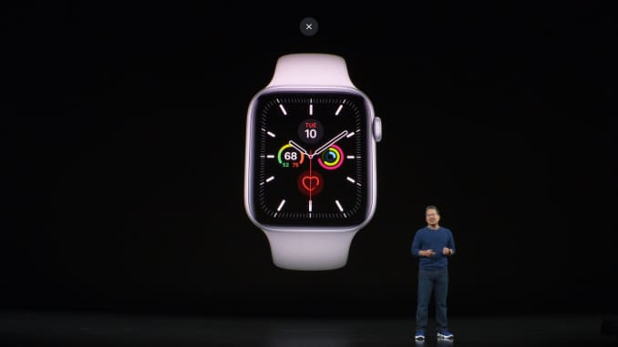 H/O: Apple Launch Event New Watches