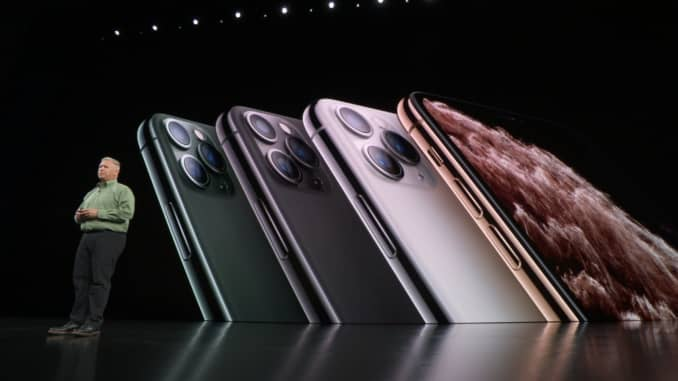 H/O: Apple launch event iPhone pro lineup