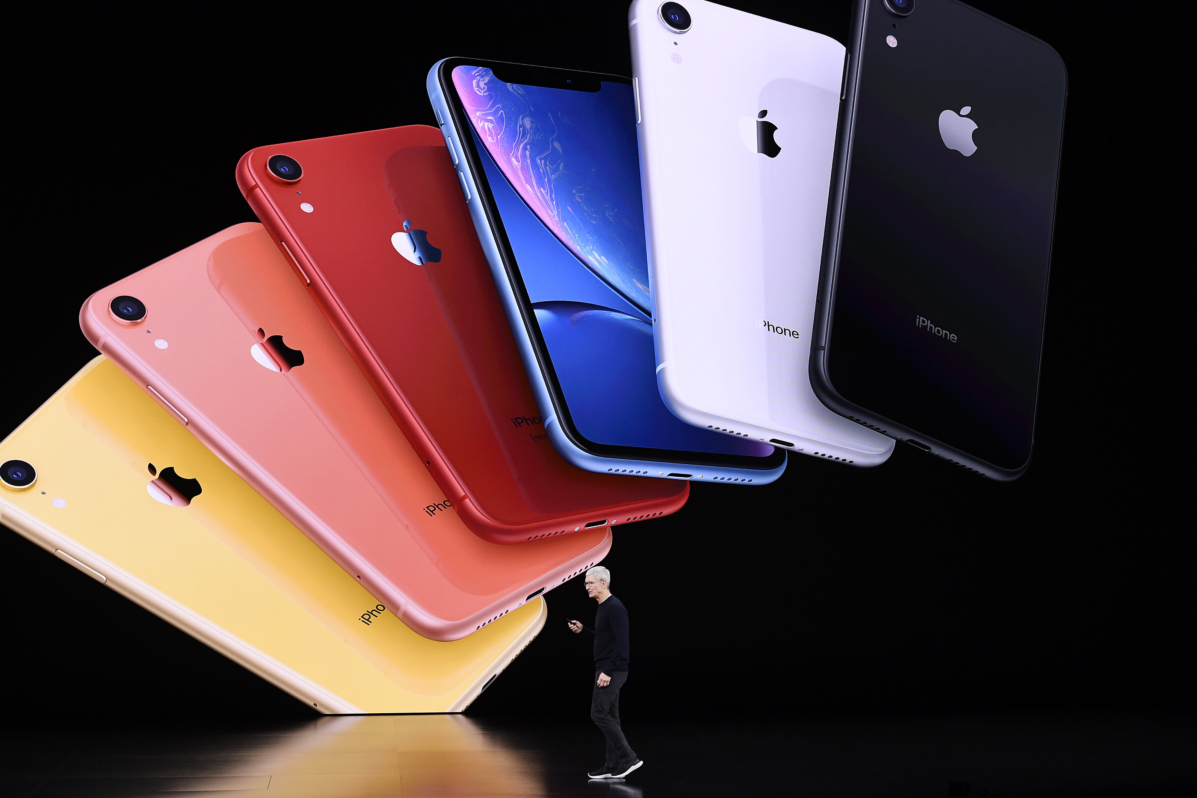 can u trade in a broken iphone
