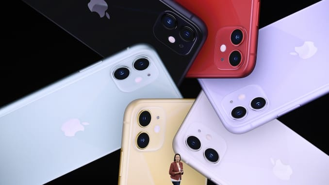 Apple Showing Strong Orders For Iphone 11 Even In China