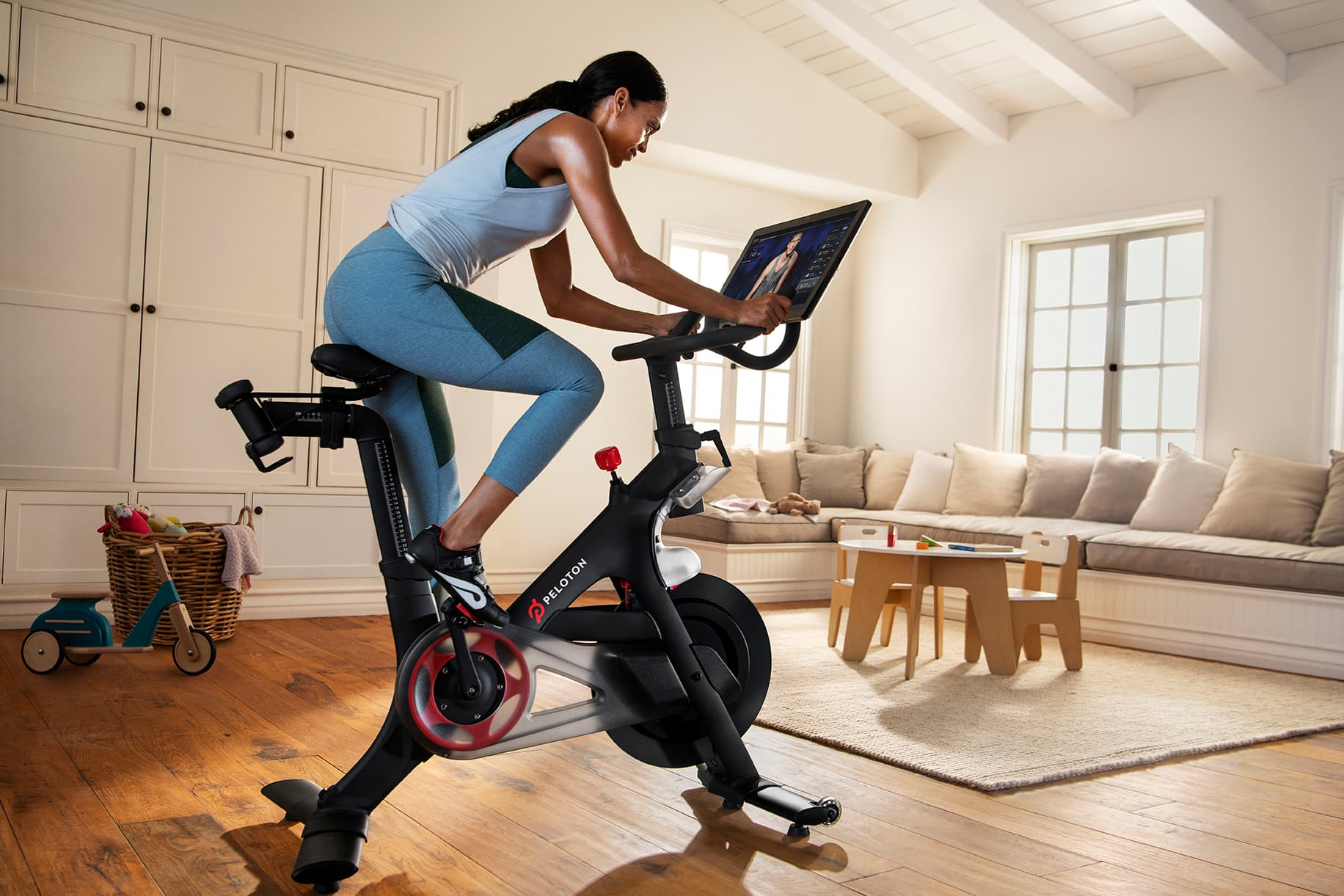 Here's why some Peloton users love that ad so many have criticized