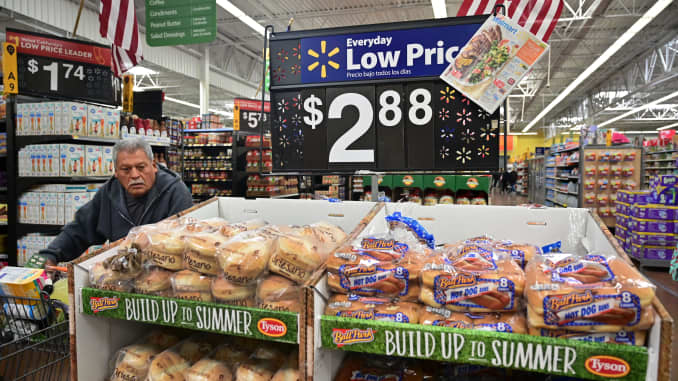 GP: Walmart shoppers retail prices consumer prices 190523
