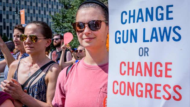 145 CEOs ask Senate to move on gun control