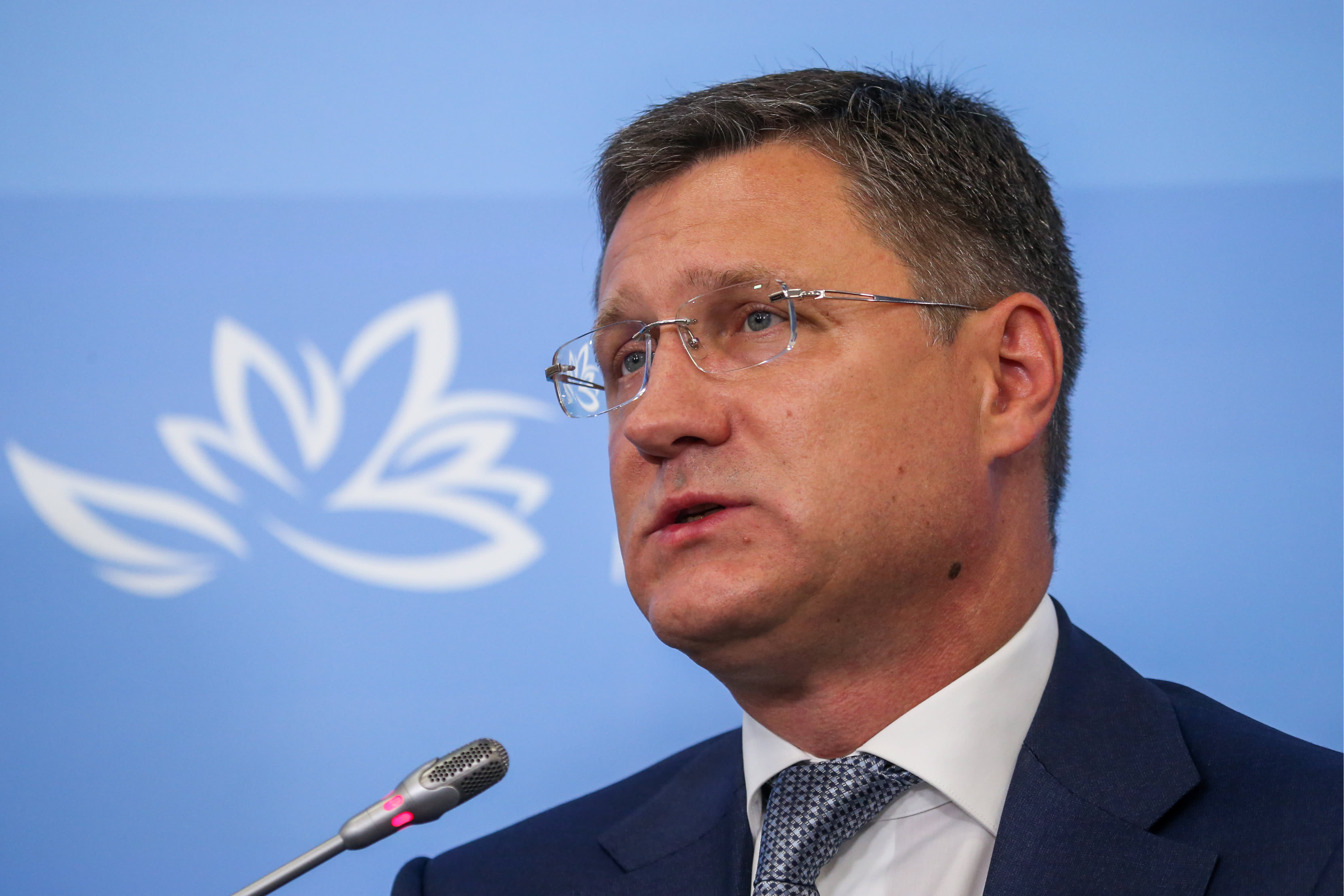 There are 'black swans' all around us, Russia's Energy Minister Novak warns
