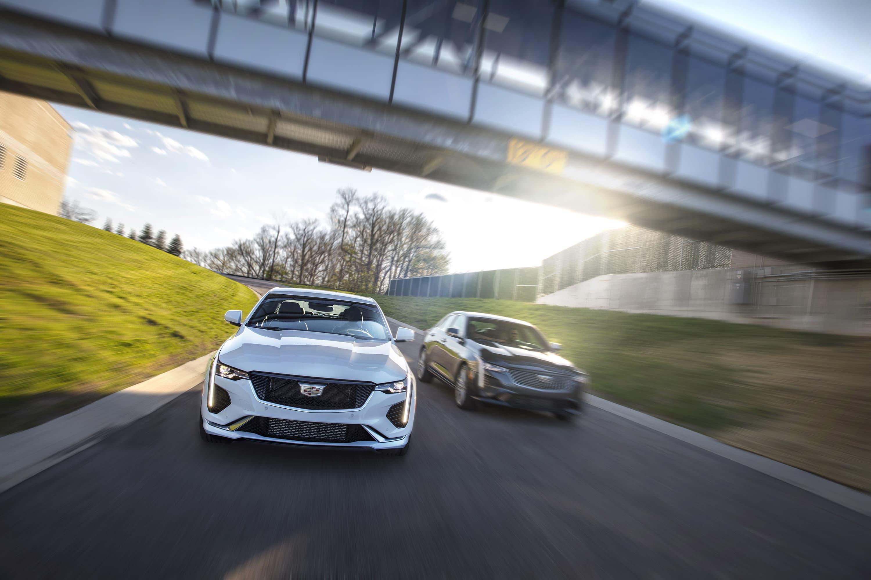 New Cadillac Models >> Cadillac Debuts New Models Of Ct4 Sedan Via Instagram