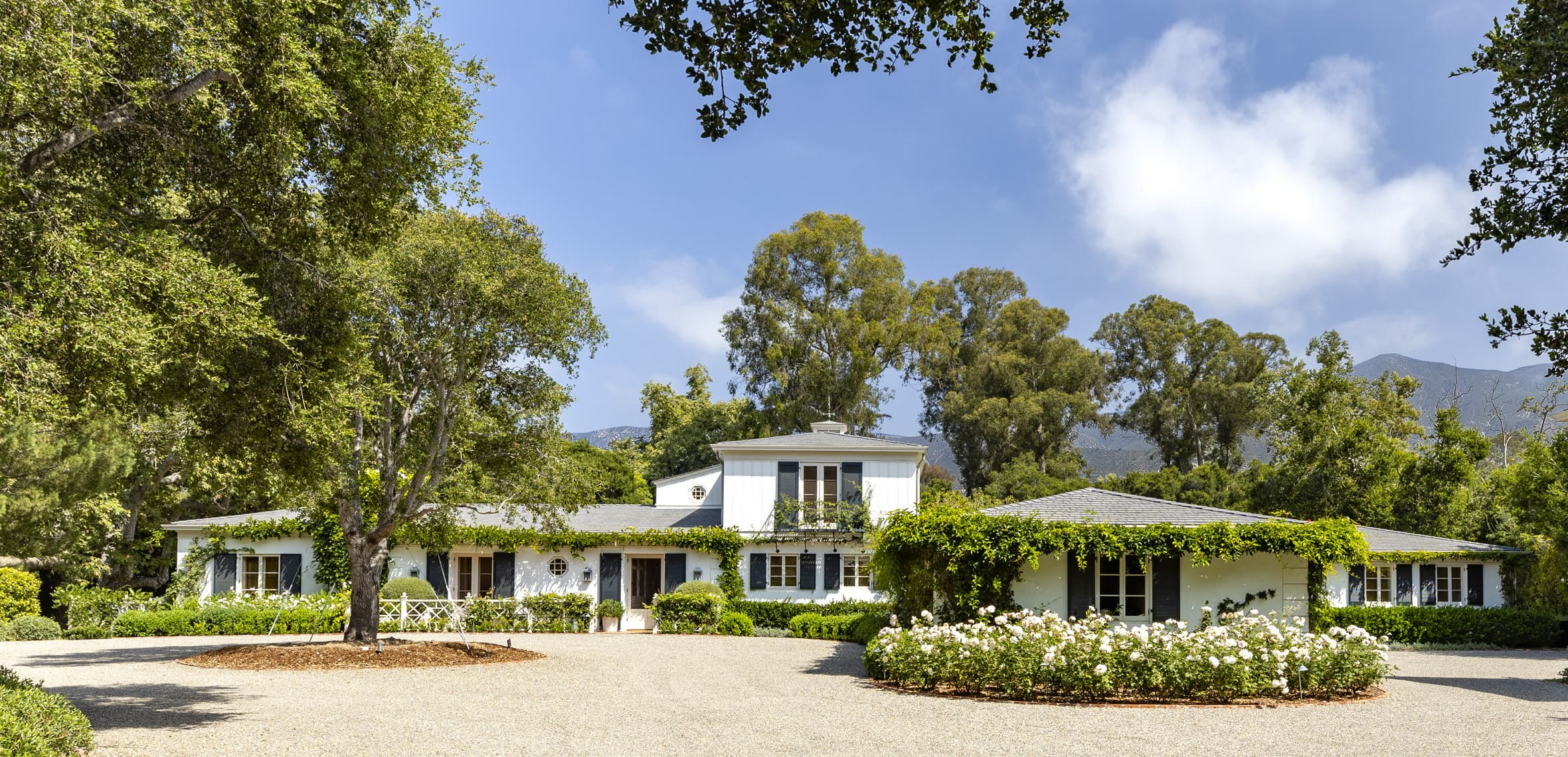 Drew Barrymore's former California home is on the market for $9.95 million — look inside