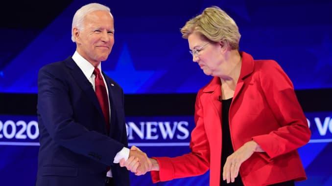 Biden White House Economic Team Could Include Elizabeth Warren Lael Brainard