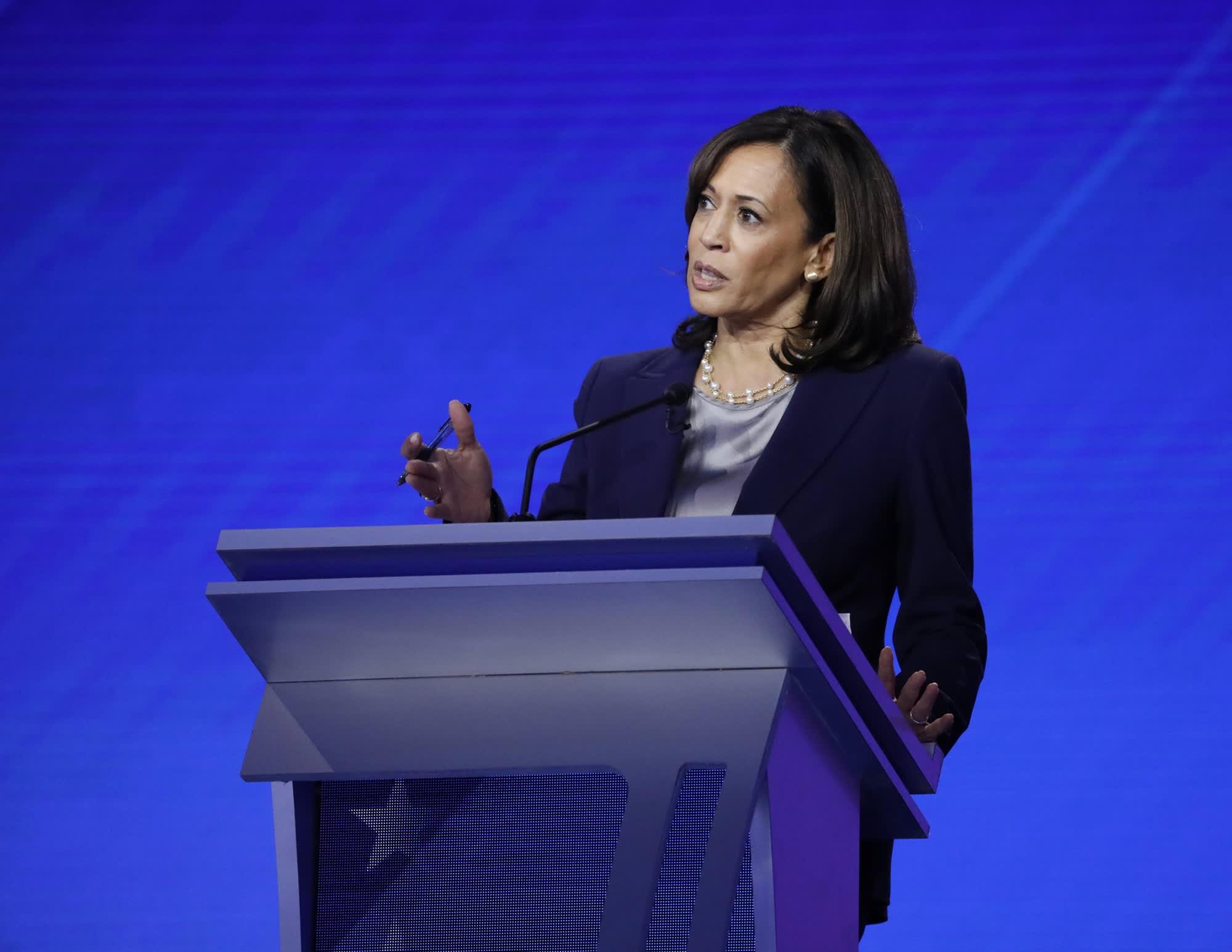 Wealthy Donors Unimpressed With Kamala Harris Debate Performance