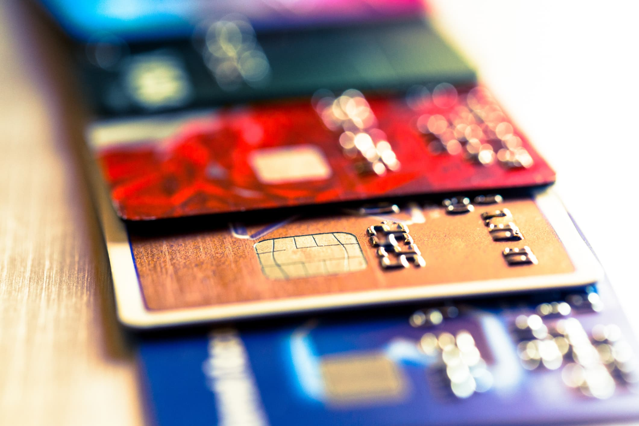 How many credit cards you should have?