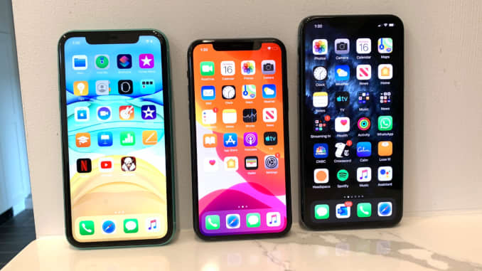 CNBC Tech: iPhone 11 review 5