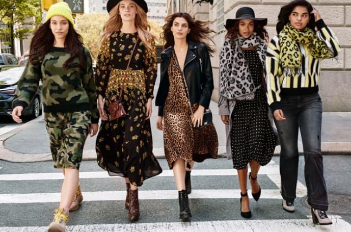 Walmart is bringing back trendy fashion brand Scoop in bid to juice its fashion business