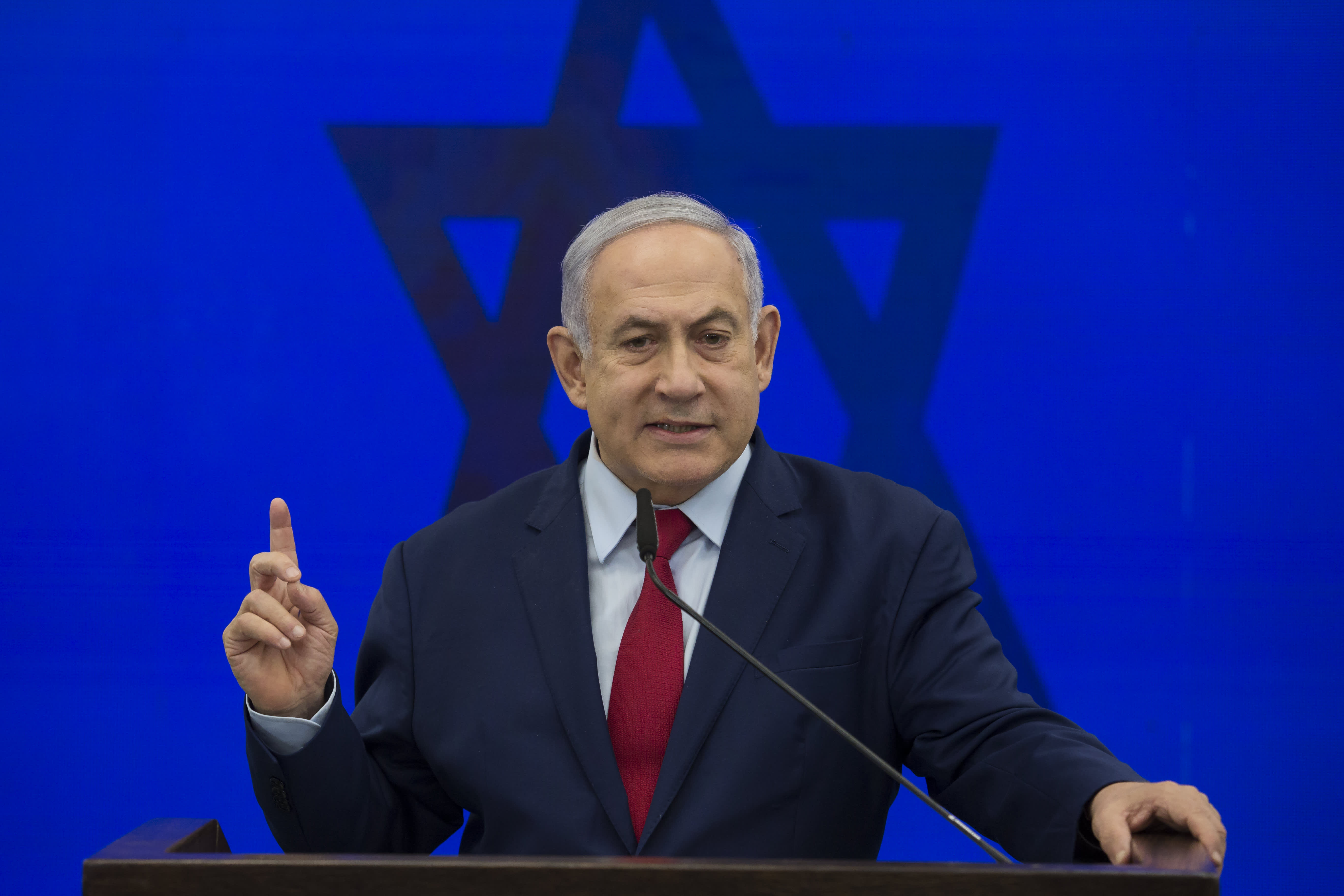 Israel's Netanyahu fights to hang on to power in second general election this year