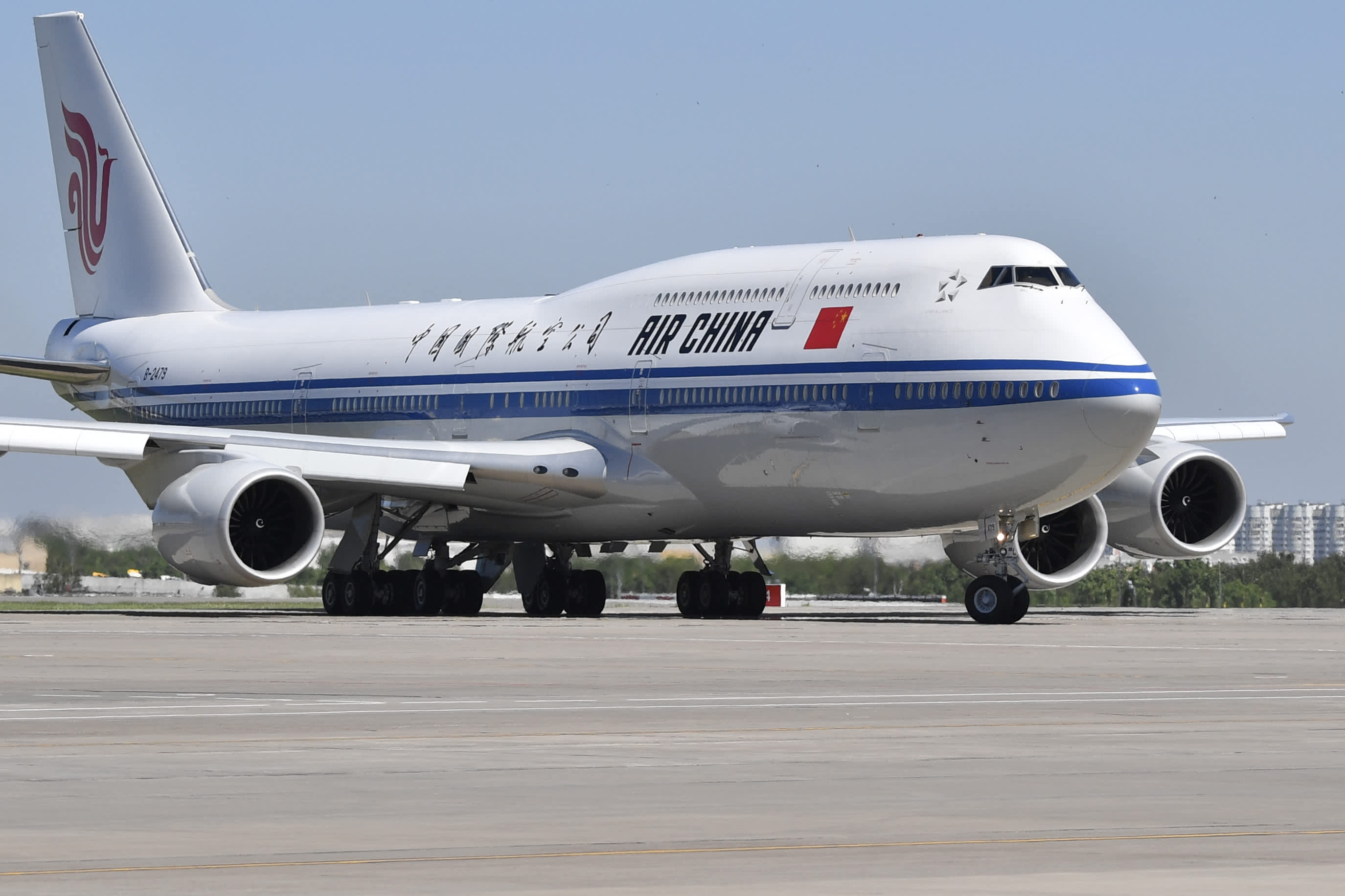 Boeing values China's aircraft business at almost $3 trillion over the next two decades