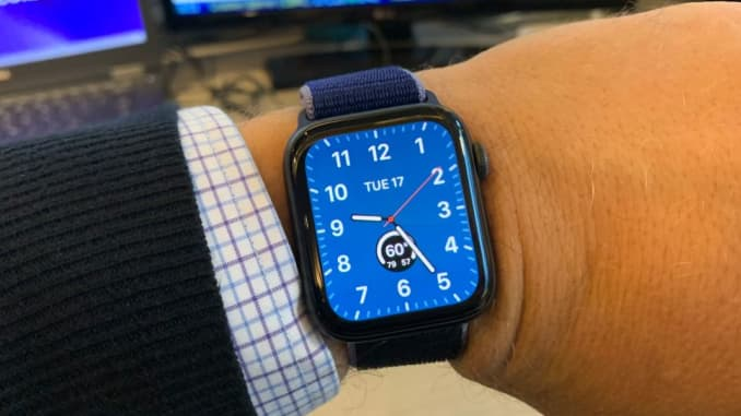 CNBC Tech: Apple Watch Series 5 review 3