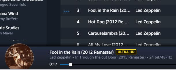 Amazon Music HD promises high-quality music