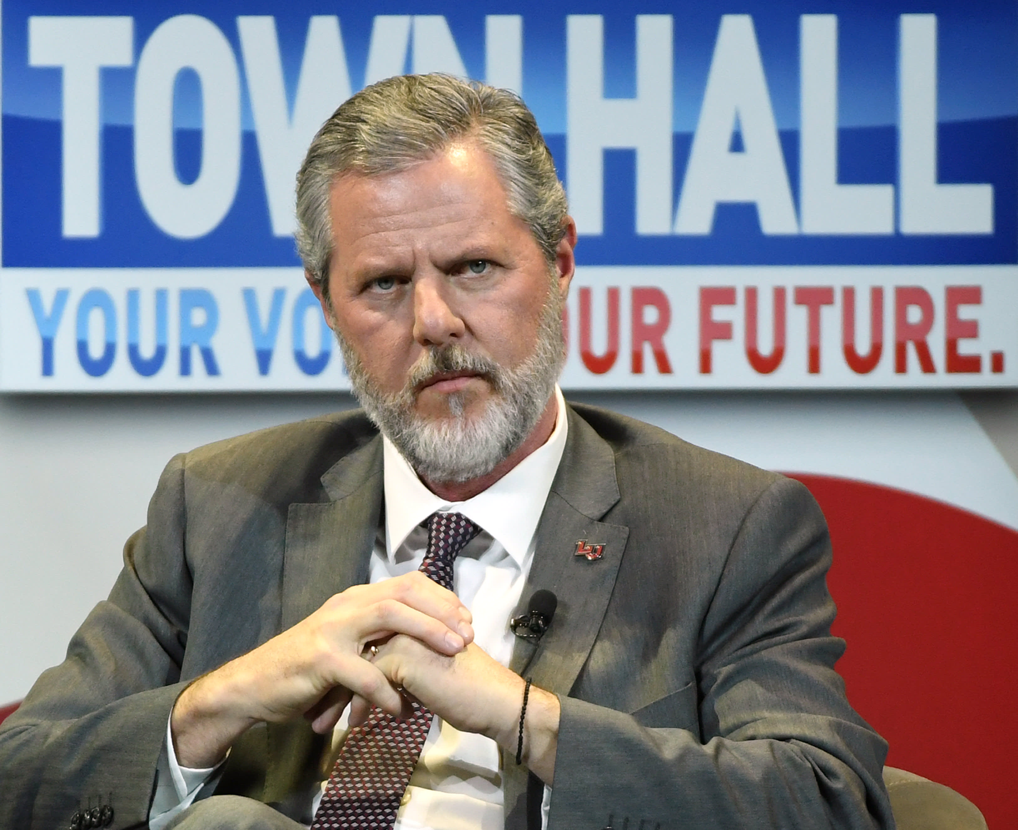 Jerry Falwell Jr. takes indefinite leave of absence from Liberty University