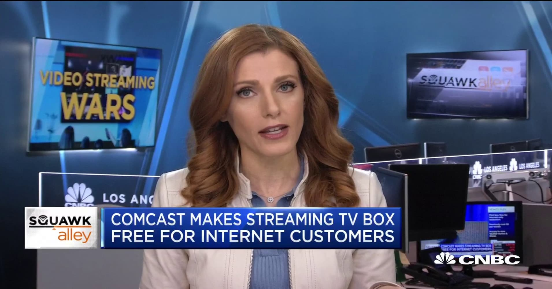 Comcast Makes Streaming Tv Box Free For Internet Customers