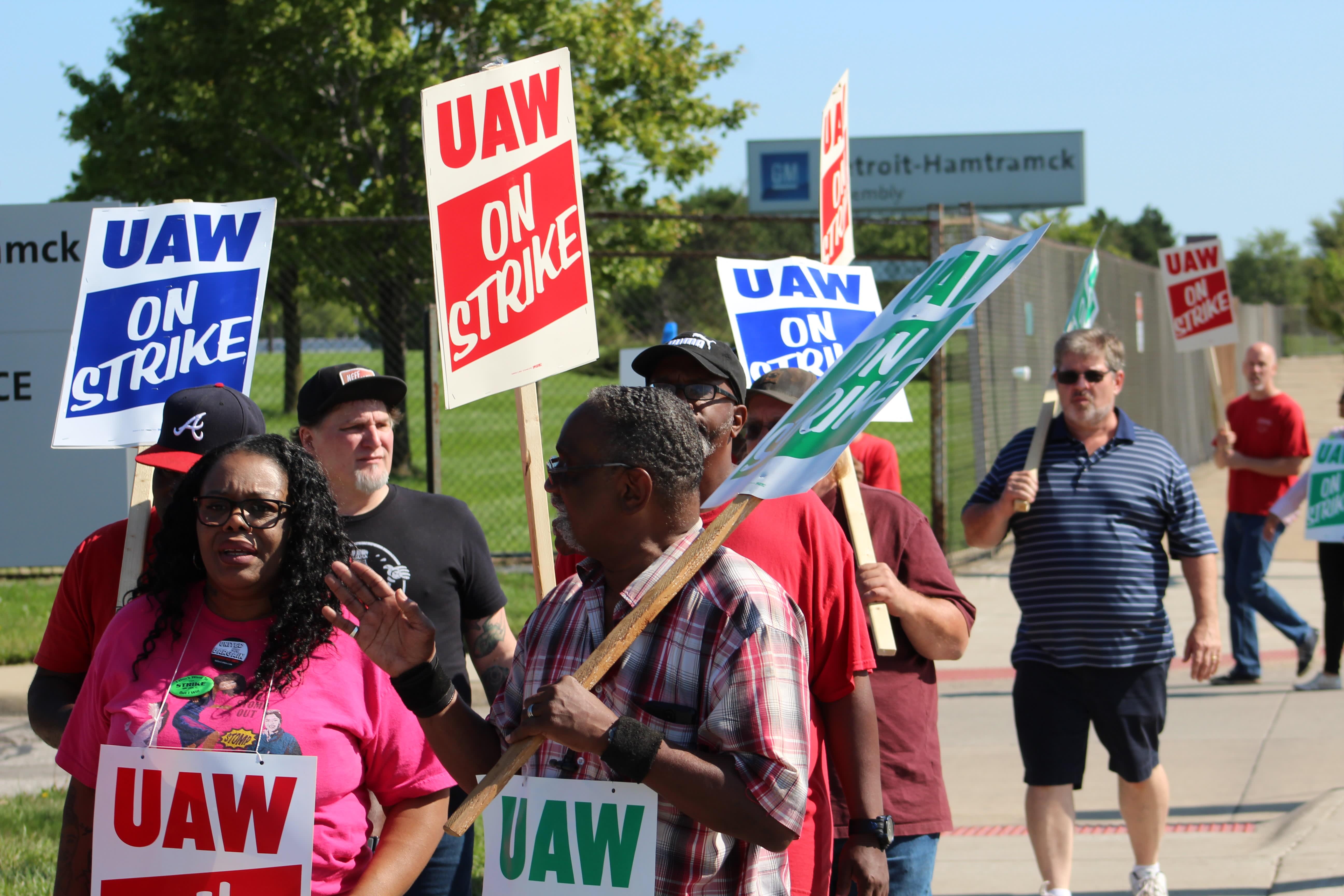 Auto workers strike has cost GM over $1 billion, JP Morgan estimates