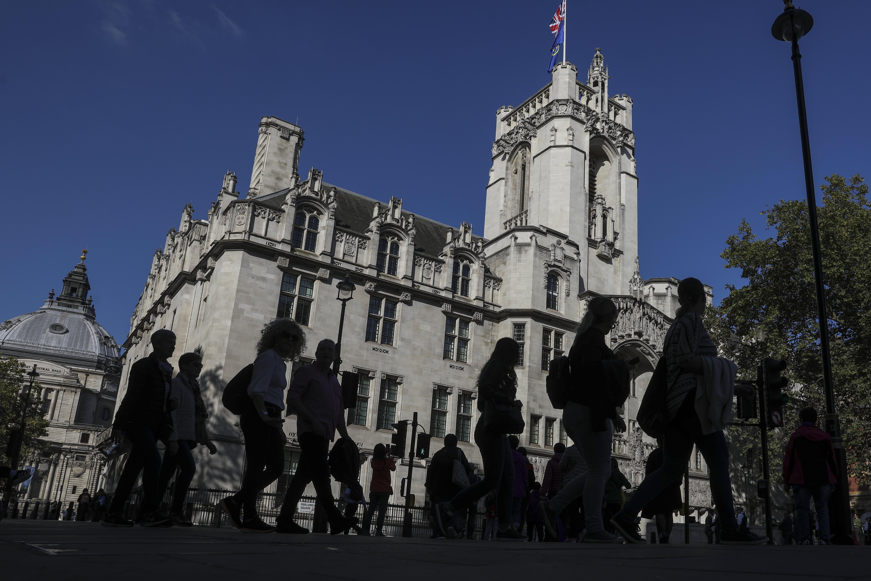 UK's highest court says Boris Johnson's parliament suspension is unlawful