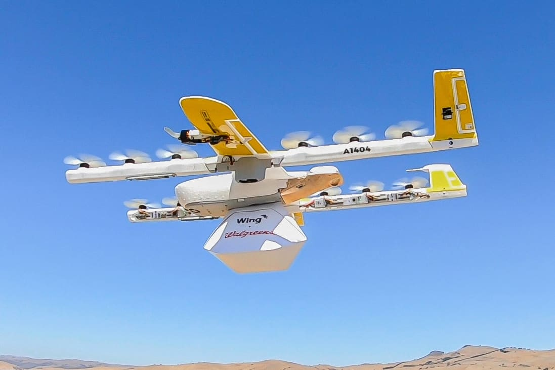 Alphabet's Wing launches first commercial drone delivery