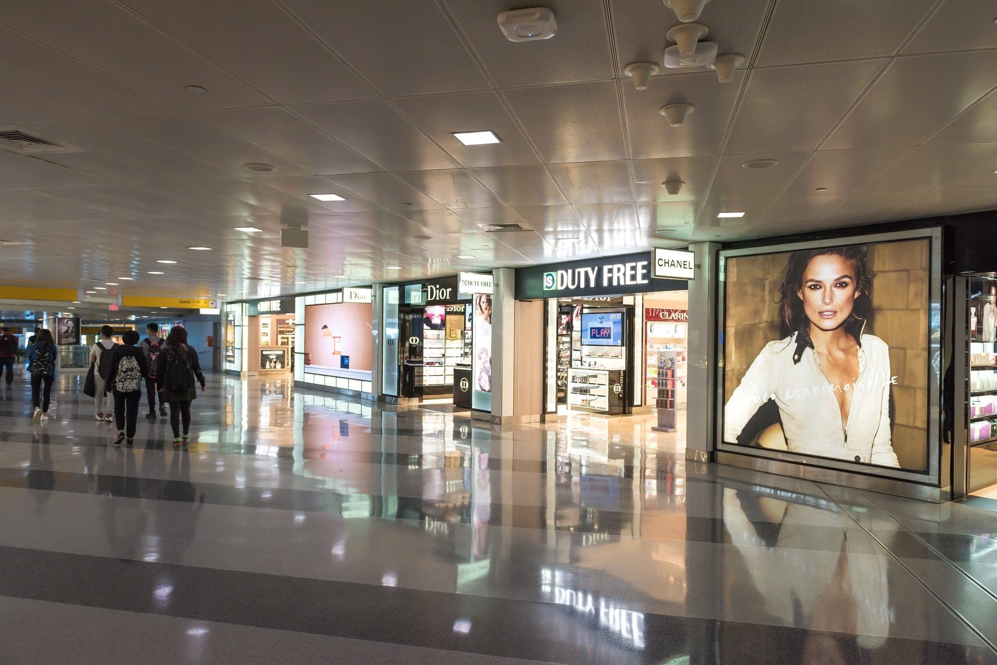 Airports with the best duty-free deals on liquor, makeup and more