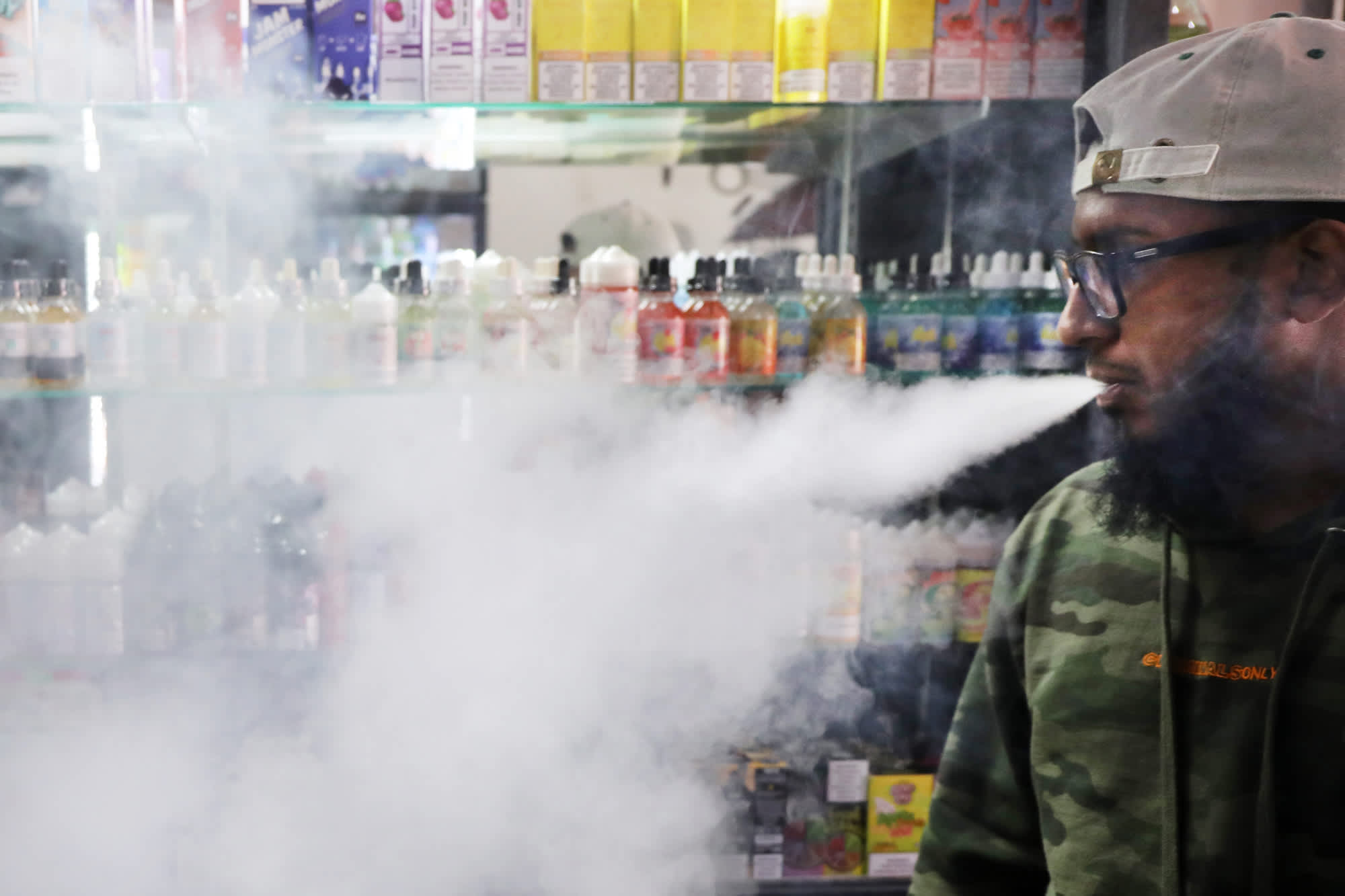 FDA opens criminal probe of vaping deaths as health officials search for cause
