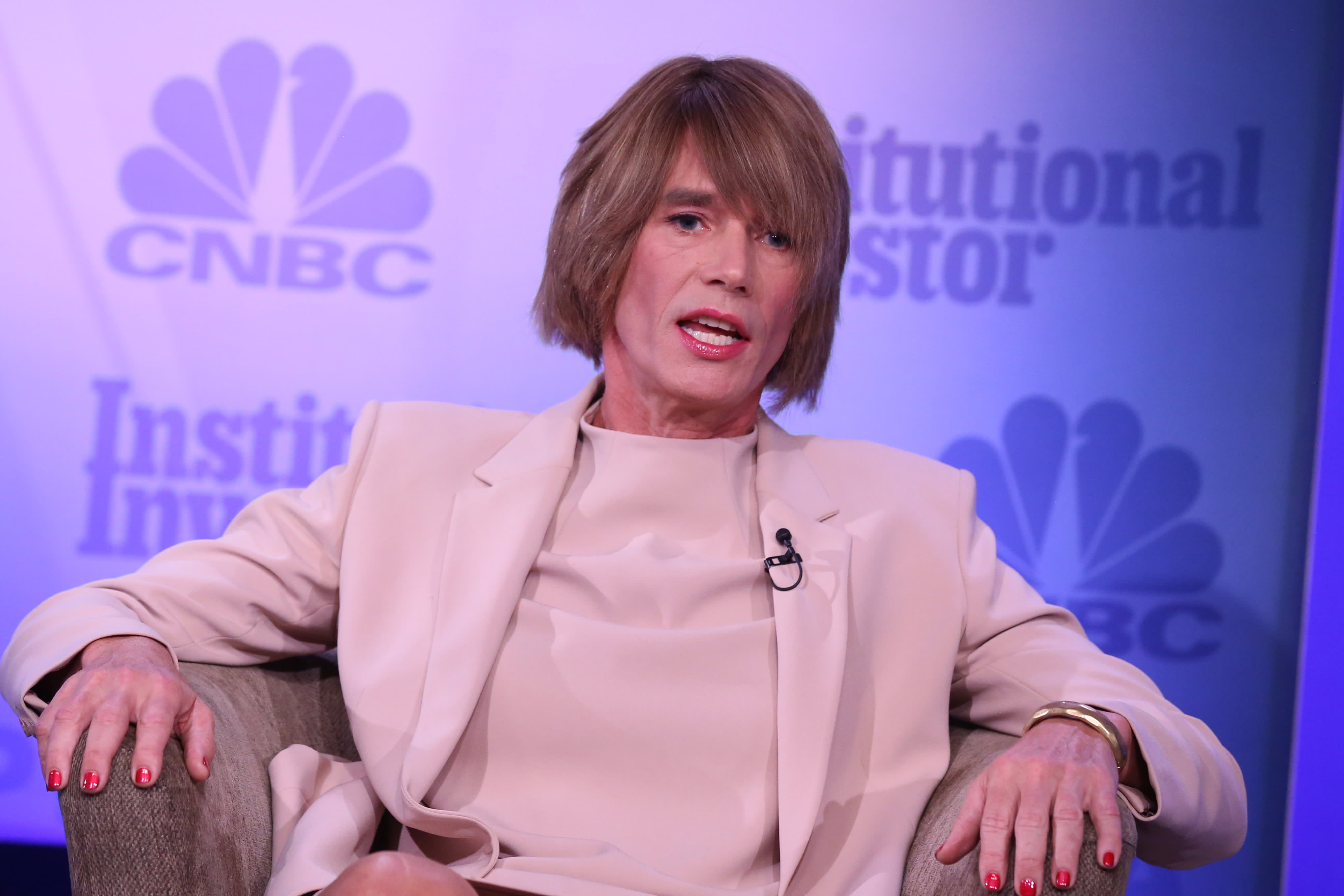 Coming out as transgender at Goldman Sachs: 'You basically pick a day and you flip a switch'