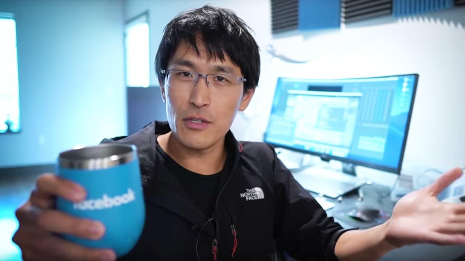 Ex-Facebook engineer Patrick Shyu makes fun of company on YouTube