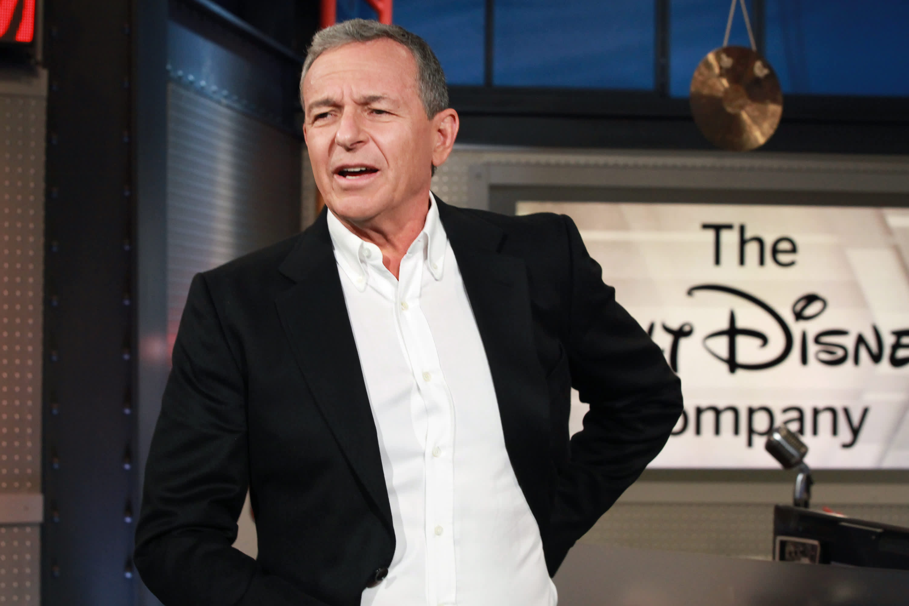 Bob Iger on why Disney walked away from Twitter: 'The nastiness is extraordinary'
