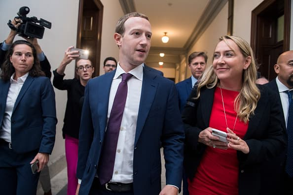 Facebook's Zuckerberg met with President Trump at the White House