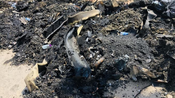 CNBC: Aramco attack damage 3