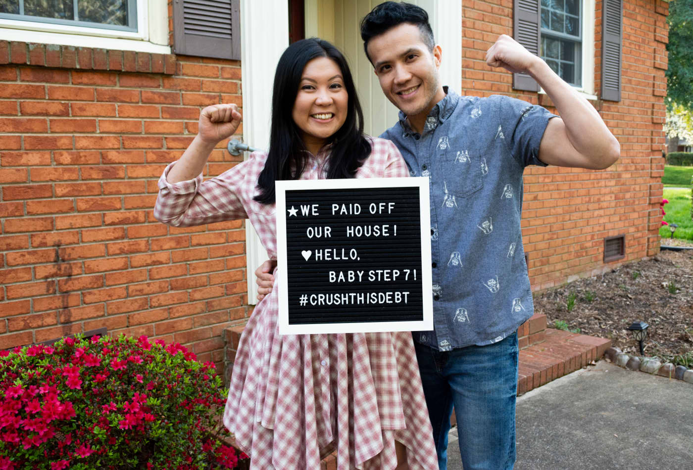 This couple paid off $300,000 in debt in 3 years. Here are the lifestyle changes that helped