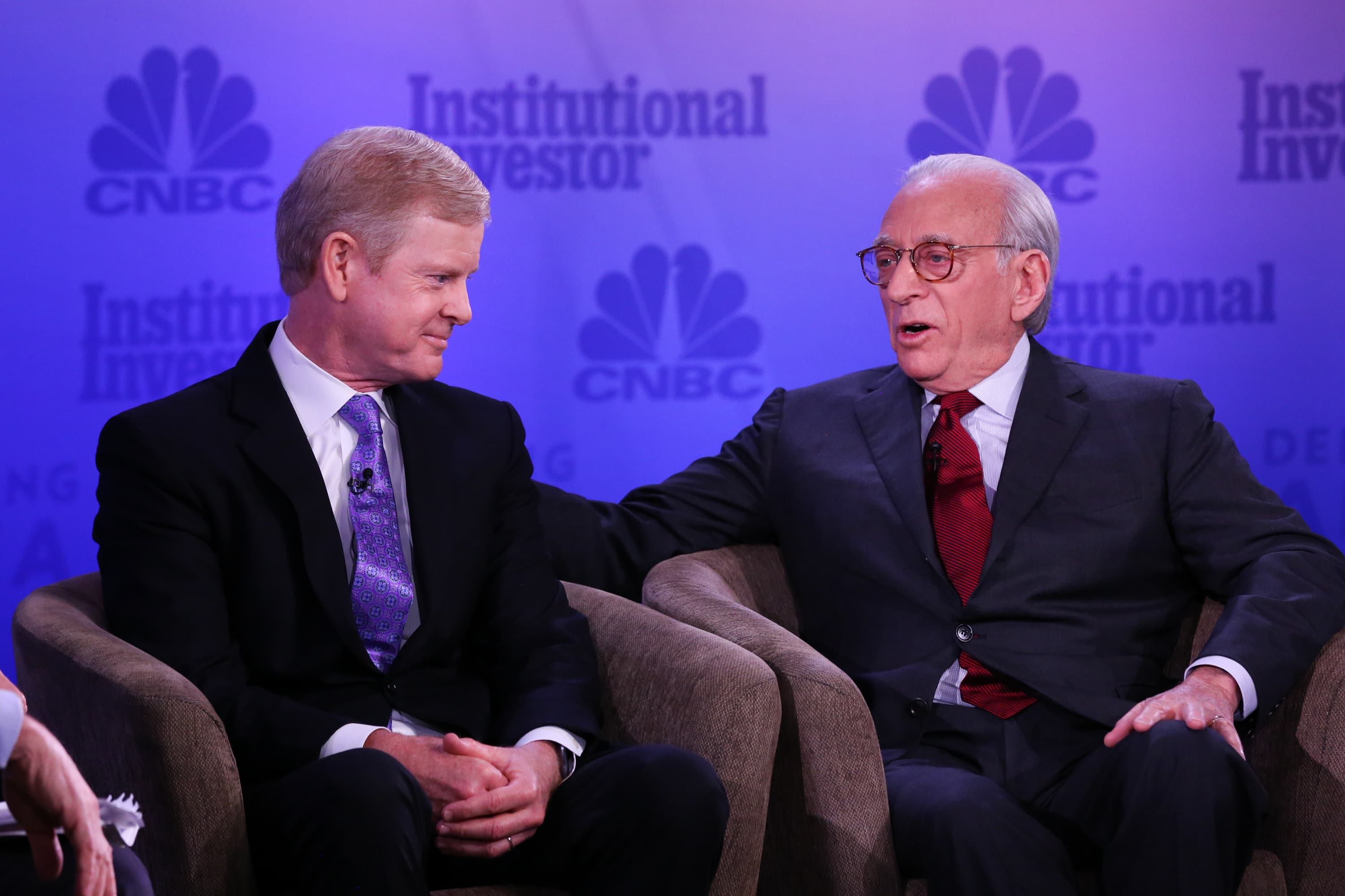Nelson Peltz lauds relationship with P&G: 'We're getting along so well'