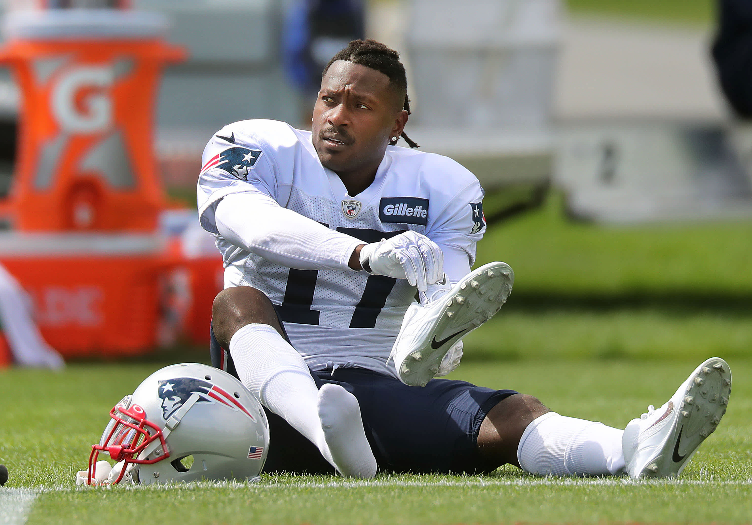 New England Patriots release superstar Antonio Brown after rape allegations
