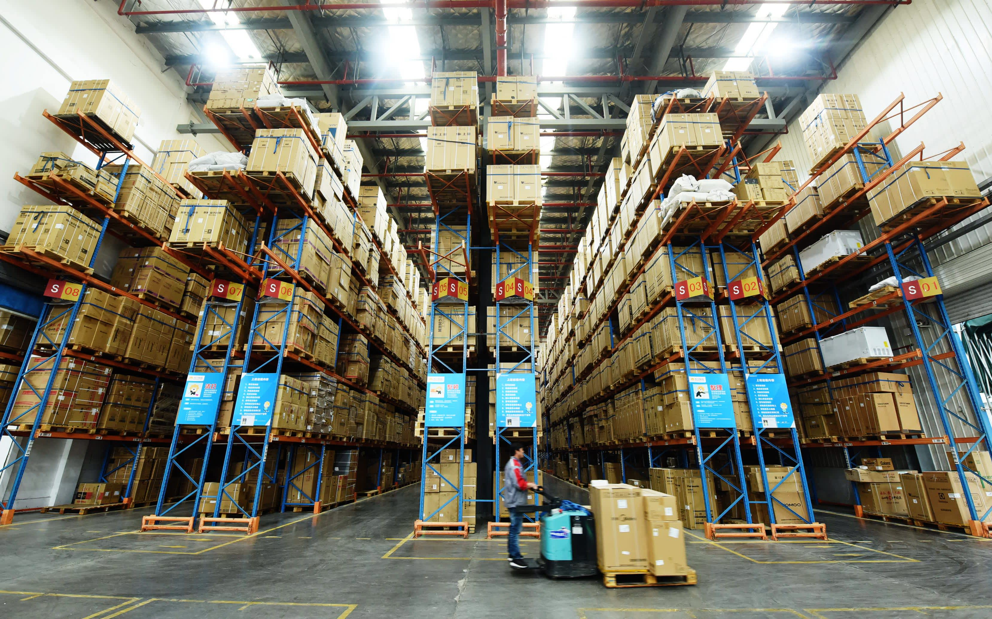 'Underdeveloped' warehousing in China could be an investing opportunity for property investors