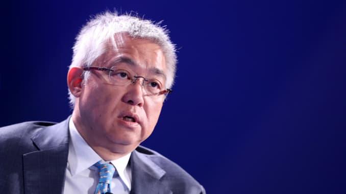 GP: Zhang Yichen